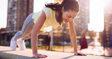 4 упражнения на каждый день