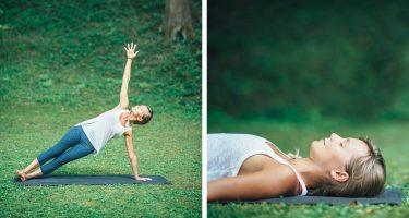 5 упражнений для талии