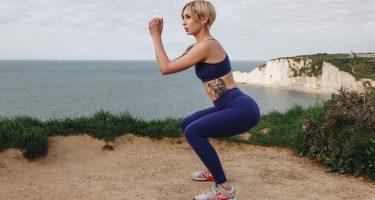 5 упражнений для круглых ягодиц