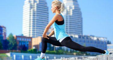5 упражнений для ног и ягодиц