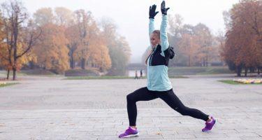5 упражнений для ног