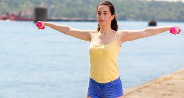 5 упражнений для рук