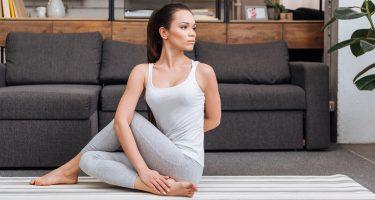 5 упражнений для спины