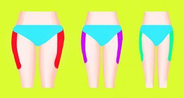 5 элементарных упражнений для стройных ног и подтянутых ягодиц