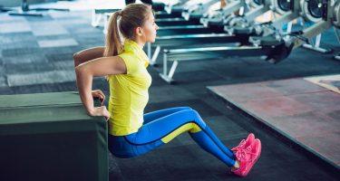 5 упражнений для упругой попы