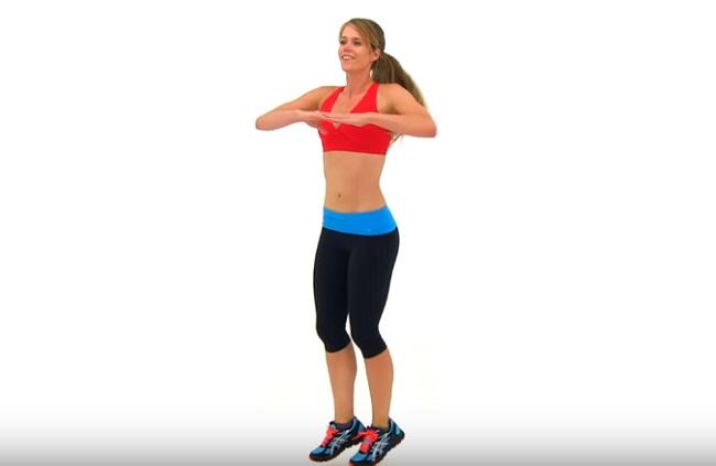 упражнения для стройных боков фото