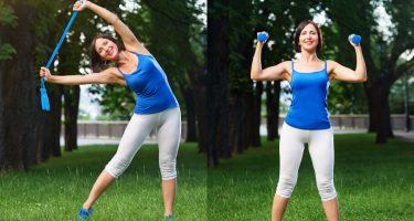 5 упражнений от складок на боках