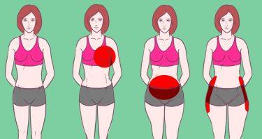 5 вредных для фигуры привычек