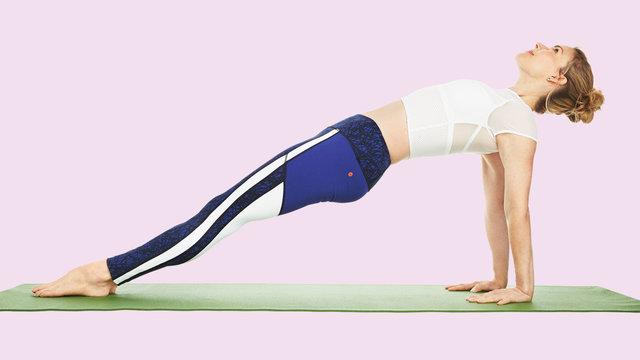 What yoga posture reverses ageing? 26