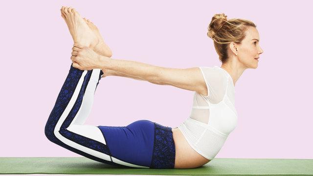 What yoga posture reverses ageing? 29