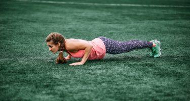 6 интенсивных упражнений для снижения веса