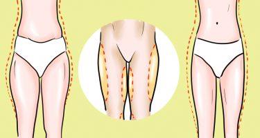 6 упражнений для бедер и ног