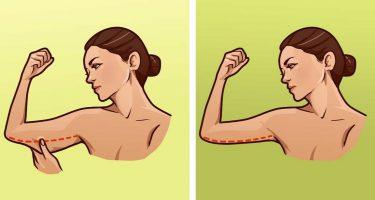 6 упражнений для изящных рук