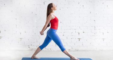 6 упражнений для стройных ног