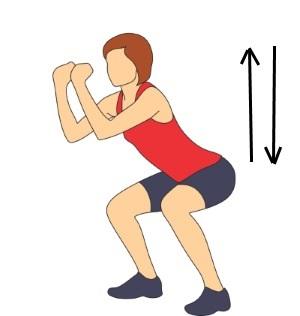 эффективные упражнения приседания