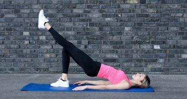 8 упражнений для подтянутой попы