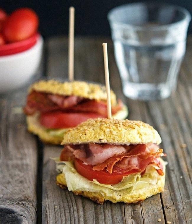 бутерброды из цветной капусты фото