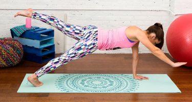 Экспресс-тренировка с собственным весом