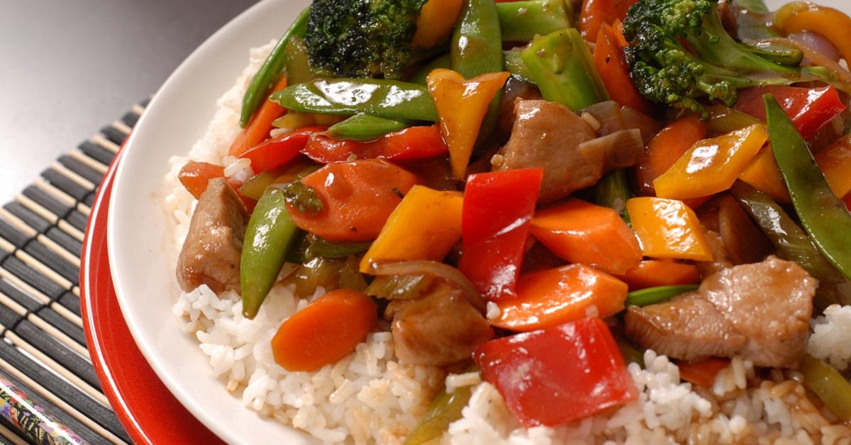 Меню на неделю: 7 идей для здорового обеда, который можно взять с собой на работу.