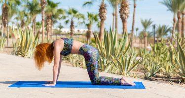 Как делать упражнение «Вакуум в животе»