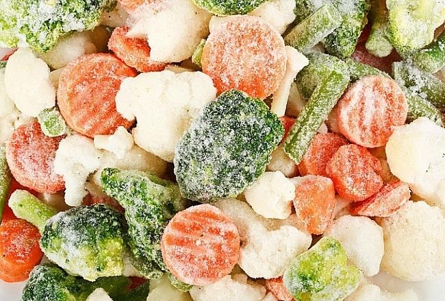 замороженные овощи фото