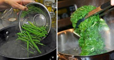 Как готовить овощи, чтобы сохранить их пользу