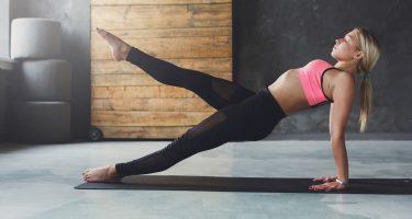 Как накачать попу, если болят колени