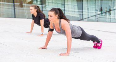 Как научиться отжиматься 50 раз за 30 дней