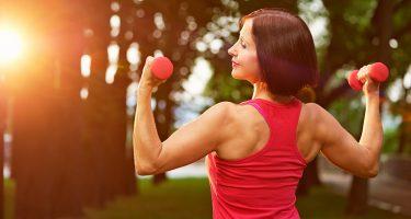 Как оставаться в форме после 40