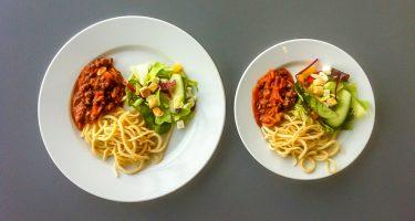 Как перестать много есть