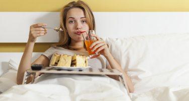 Как потреблять меньше калорий