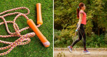 Как прыгать на скакалке, чтобы похудеть