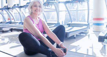 Как тренироваться в зрелом возрасте
