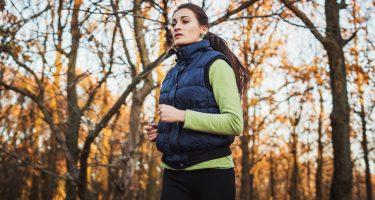 Как удержать вес осенью