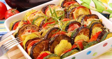 Как вкусно приготовить овощи в духовке