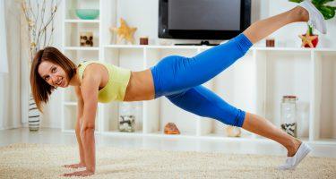 Какие упражнения делать, чтобы похудеть в боках