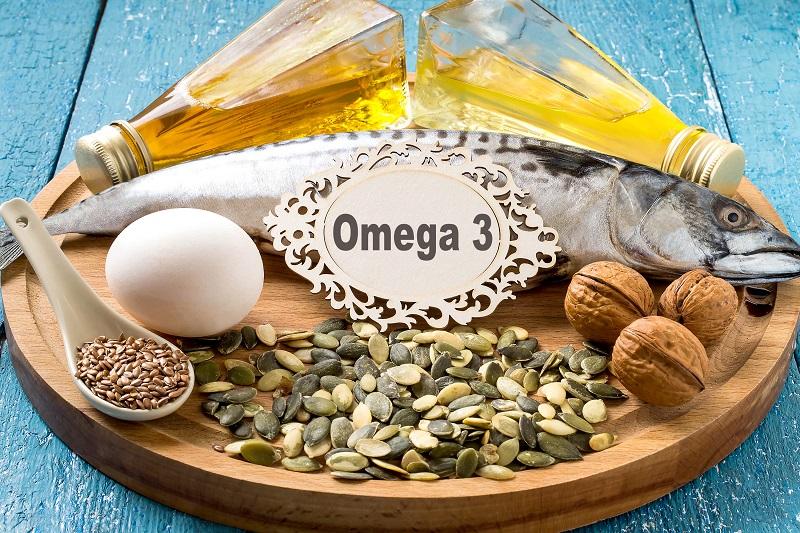 омега-6 в каких продуктах