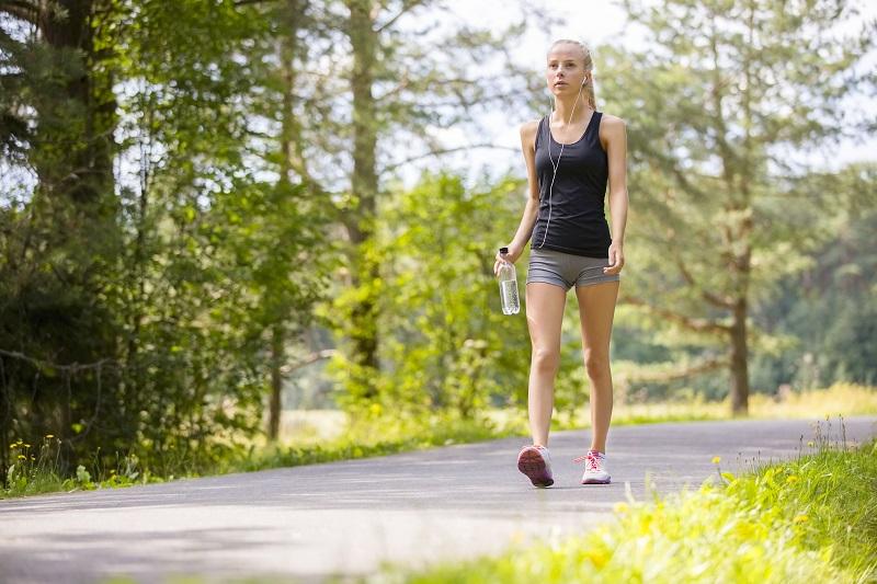 спортивная ходьба польза