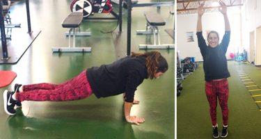 Польза и правильное выполнение упражнения берпи