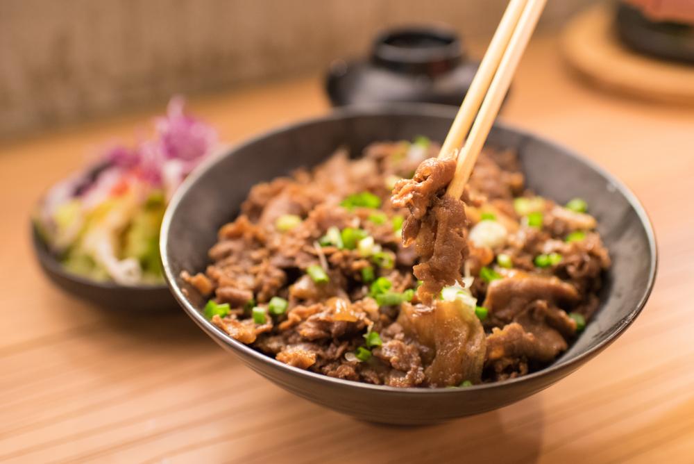 японское питание