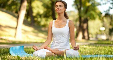 Расслабляющая йога для всего тела