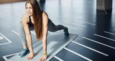 Стретчинг: 5 упражнений для гибкого тела