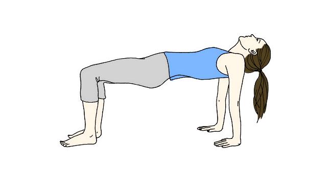упражнения для омоложения