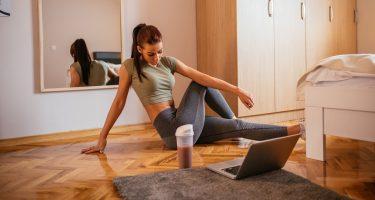 Тренировка для укрепления рук и спины