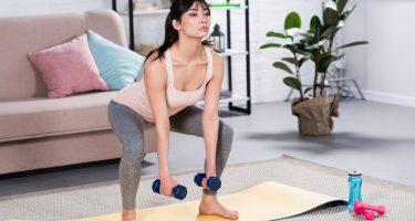Тренировка для укрепления спины и ягодиц