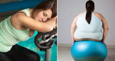 Тренировки, которые не помогут похудеть