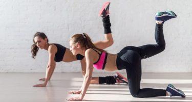 Упражнения для подтянутых ягодиц и бедер