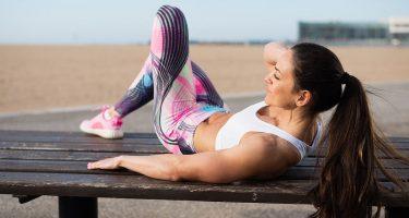 Упражнения для поддержания формы