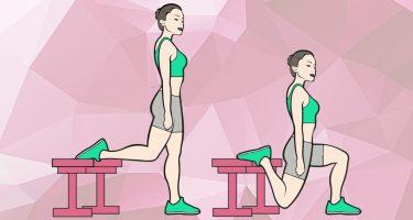 Упражнения для тренировки всего тела в домашних условиях