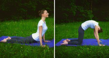 Йога для создания стройного тела